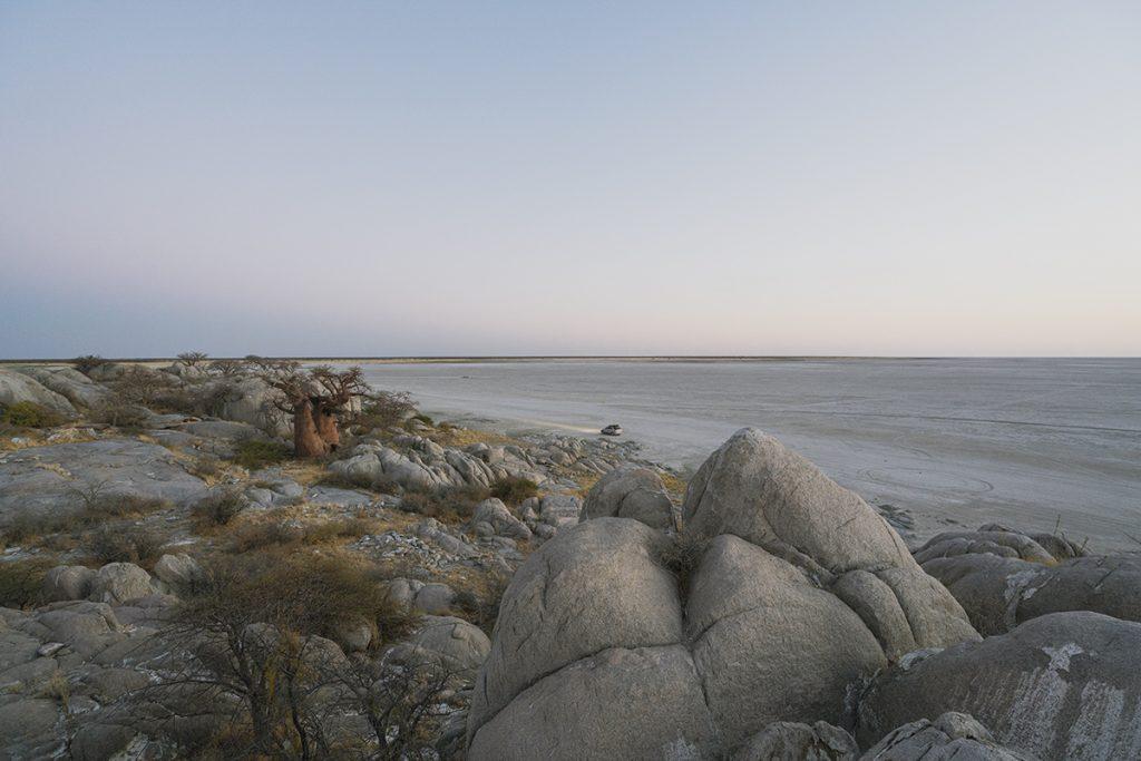 JC Crafford Fine Art Photographer at Kubu Island in Botswana