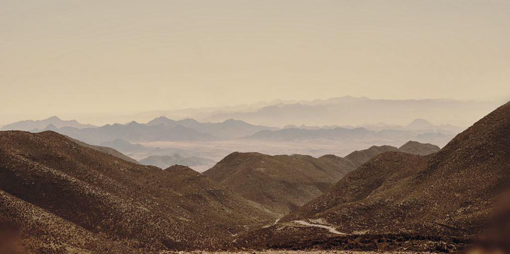 JC Crafford Fine art Photographer helskloof pass in the Richtersveld